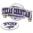 Texas Christian Horned Frogs Slider Clip with Golf Ball Marker (Set of 3)