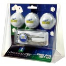 Toledo Rockets 3 Ball Golf Gift Pack with Kool Tool