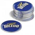 Toledo Rockets Golf Ball Marker (12 Pack)