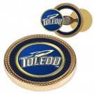 Toledo Rockets Challenge Coin with Ball Markers (Set of 2)