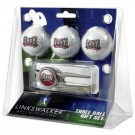 Troy State Trojans 3 Ball Golf Gift Pack with Kool Tool