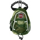 """Troy State Trojans Camo 8"""" x 9"""" Mini Day Pack (Set of 2)"""