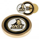 UCF (Central Florida) Knights Challenge Coin with Ball Markers (Set of 2)