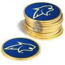 Montana State Bobcats Golf Ball Marker (12 Pack)