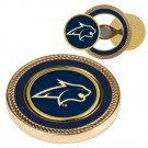 Montana State Bobcats Challenge Coin with Ball Markers (Set of 2)