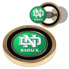 North Dakota Sioux Challenge Coin with Ball Markers (Set of 2)