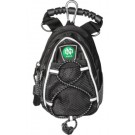 North Dakota Sioux Black Mini Day Pack (Set of 2)