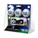 Utah State Aggies 3 Golf Ball Gift Pack with Spring Action Tool