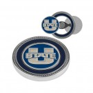 Utah State Aggies Challenge Coin with Ball Markers (Set of 2)