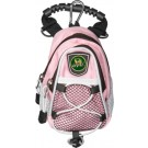 "Utah Valley State (UVSC) Wolverines Pink 8"" x 9"" Mini Day Pack (Set of 2)"