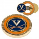 Virginia Cavaliers Challenge Coin with Ball Markers (Set of 2)