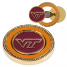 Virginia Tech Hokies Challenge Coin with Ball Markers (Set of 2)