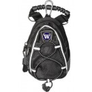 Washington Huskies Black Mini Day Pack (Set of 2)
