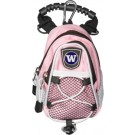 Washington Huskies Pink Mini Day Pack (Set of 2)