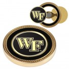 Wake Forest Demon Deacons Challenge Coin with Ball Markers (Set of 2)