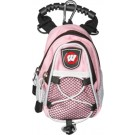 Wisconsin Badgers Pink Mini Day Pack (Set of 2)