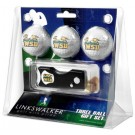 Wright State Raiders 3 Golf Ball Gift Pack with Spring Action Tool