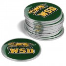 Wright State Raiders Golf Ball Marker (12 Pack)