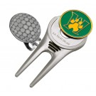 Wright State Raiders Divot Tool Hat Clip with Golf Ball Marker (Set of 2)
