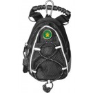 Wright State Raiders Black Mini Day Pack (Set of 2)