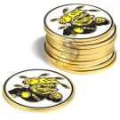 Wichita State Shockers Golf Ball Marker (12 Pack)