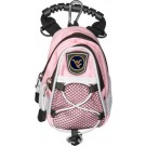 West Virginia Mountaineers Pink Mini Day Pack (Set of 2)