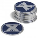 Xavier Musketeers Golf Ball Marker (12 Pack)