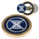 Xavier Musketeers Challenge Coin with Ball Markers (Set of 2)