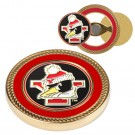 Youngstown State Penguins Challenge Coin with Ball Markers (Set of 2)