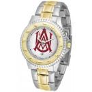 Alabama A & M Bulldogs Competitor Two Tone Watch