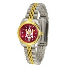 Alabama A & M Bulldogs Ladies Executive AnoChrome Watch