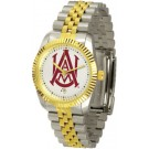 "Alabama A & M Bulldogs ""The Executive"" Men's Watch"