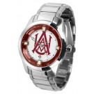 Alabama A & M Bulldogs Titan Steel Watch