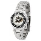 Army Black Knights Competitor Ladies Watch with Steel Band