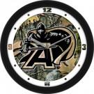 "Army Black Knights 12"" Camo Wall Clock"