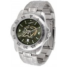 Army Black Knights Sport Steel Band Ano-Chrome Men's Watch
