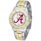 Alabama Crimson Tide  Competitor Two Tone Watch
