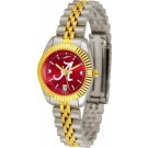 Alabama Crimson Tide Ladies Executive AnoChrome Watch by