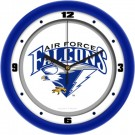 "Air Force Academy Falcons Traditional 12"" Wall Clock"