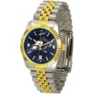 Akron Zips Executive AnoChrome Men's Watch
