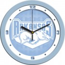 "Arkansas Razorbacks 12"" Blue Wall Clock"
