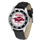 Arkansas Razorbacks Competitor Men's Watch by Suntime