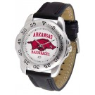 Arkansas Razorbacks Gameday Sport Men's Watch by Suntime