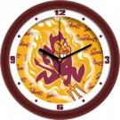 "Arizona State Sun Devils 12"" Dimension Wall Clock"