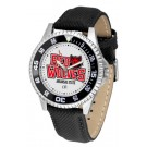 Arkansas State Red Wolves Competitor Men's Watch with Nylon / Leather Band
