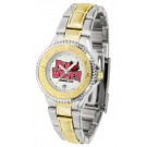 Arkansas State Red Wolves Competitor Ladies Watch with Two-Tone Band