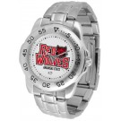 Arkansas State Red Wolves Sport Steel Band Men's Watch