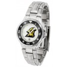 Appalachian State Mountaineers Competitor Ladies Watch with Steel Band