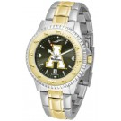 Appalachian State Mountaineers Competitor AnoChrome Two Tone Watch