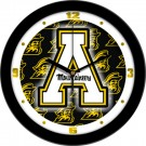 "Appalachian State Mountaineers 12"" Dimension Wall Clock"